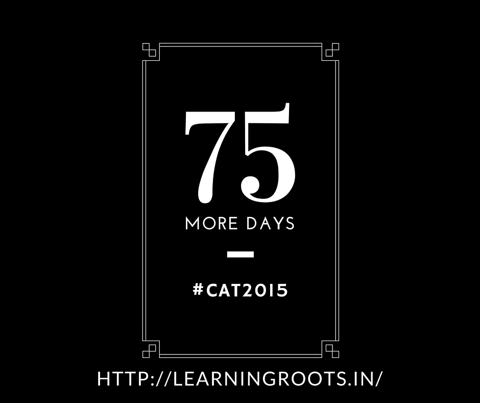 75 days to CAT 2015 – Introduction to logarithms