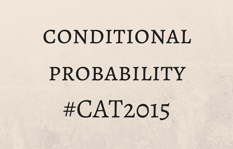 condtional probability