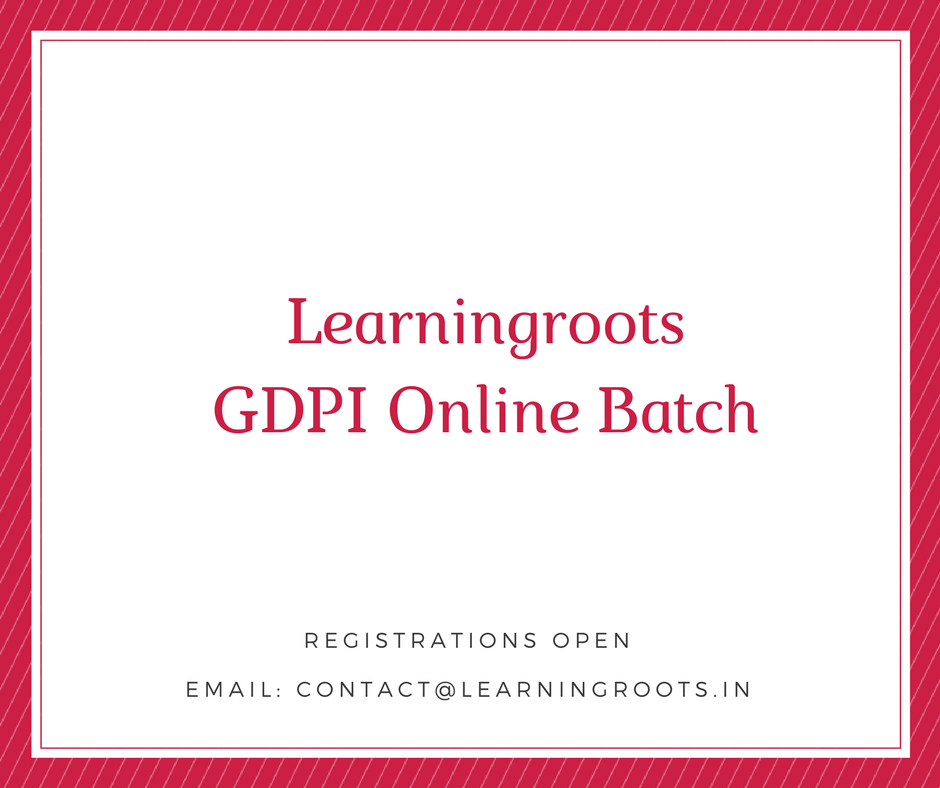 gdpi-course
