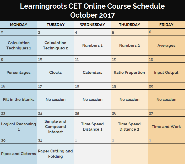 Learningroots CET