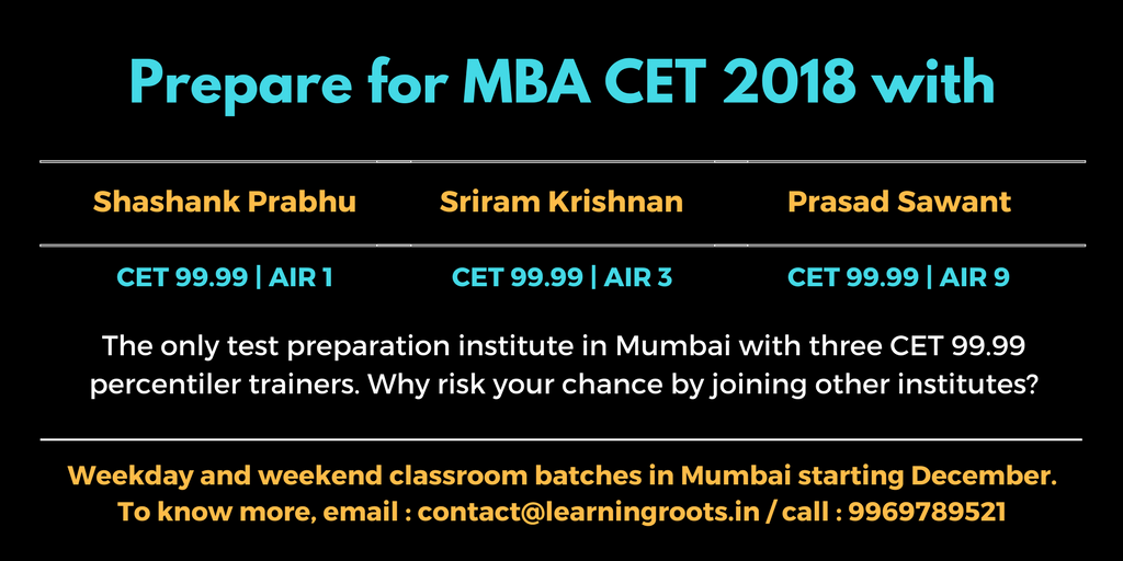 CET 2018 with Learningroots